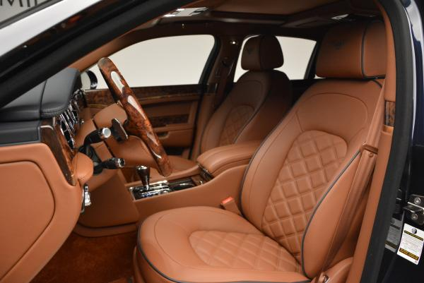 Used 2016 Bentley Mulsanne Speed for sale Sold at Pagani of Greenwich in Greenwich CT 06830 13