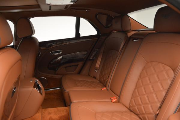 Used 2016 Bentley Mulsanne Speed for sale Sold at Pagani of Greenwich in Greenwich CT 06830 16