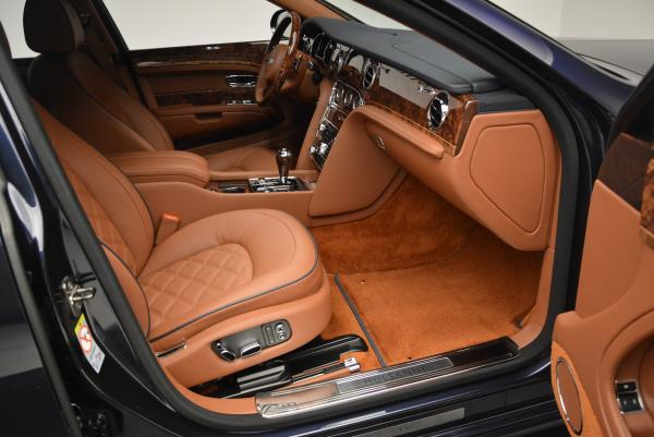 Used 2016 Bentley Mulsanne Speed for sale Sold at Pagani of Greenwich in Greenwich CT 06830 18