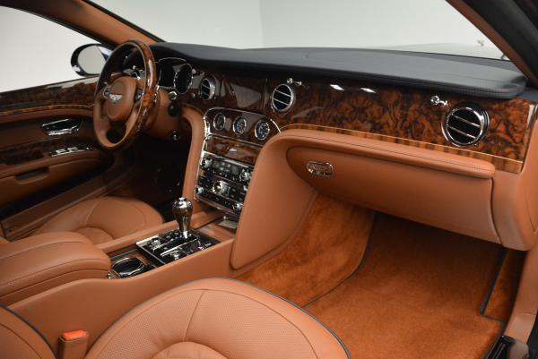 Used 2016 Bentley Mulsanne Speed for sale Sold at Pagani of Greenwich in Greenwich CT 06830 20