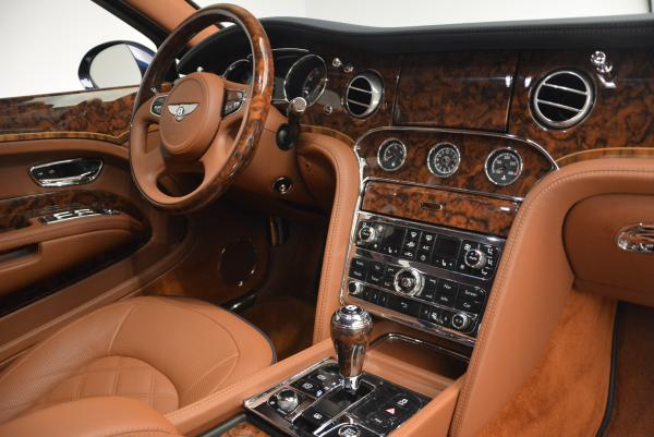 Used 2016 Bentley Mulsanne Speed for sale Sold at Pagani of Greenwich in Greenwich CT 06830 22