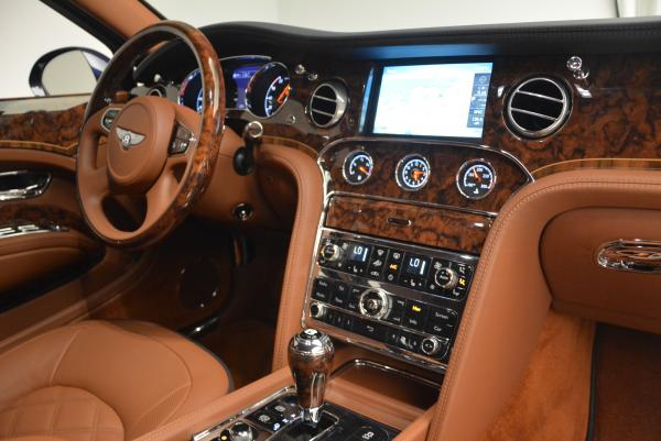 Used 2016 Bentley Mulsanne Speed for sale Sold at Pagani of Greenwich in Greenwich CT 06830 24