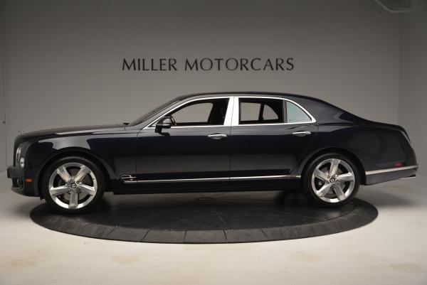 Used 2016 Bentley Mulsanne Speed for sale Sold at Pagani of Greenwich in Greenwich CT 06830 3