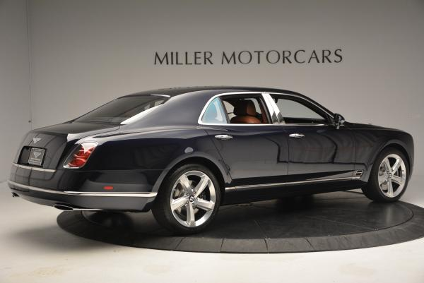 Used 2016 Bentley Mulsanne Speed for sale Sold at Pagani of Greenwich in Greenwich CT 06830 8