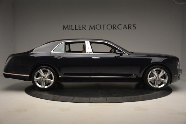 Used 2016 Bentley Mulsanne Speed for sale Sold at Pagani of Greenwich in Greenwich CT 06830 9