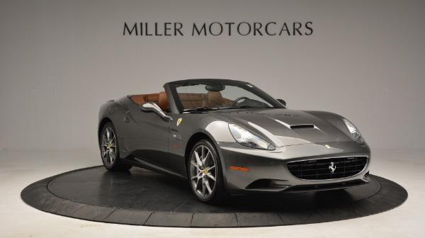 Used 2011 Ferrari California for sale Sold at Pagani of Greenwich in Greenwich CT 06830 10