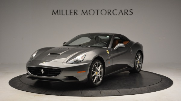 Used 2011 Ferrari California for sale Sold at Pagani of Greenwich in Greenwich CT 06830 12