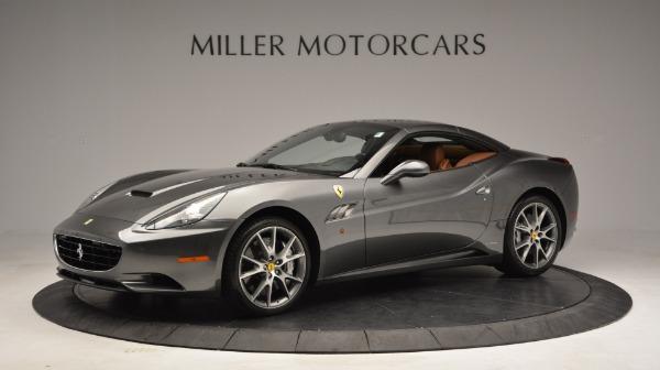 Used 2011 Ferrari California for sale Sold at Pagani of Greenwich in Greenwich CT 06830 13