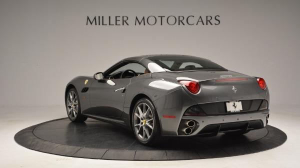 Used 2011 Ferrari California for sale Sold at Pagani of Greenwich in Greenwich CT 06830 16