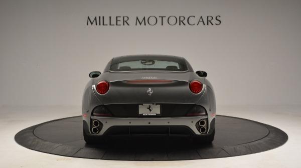 Used 2011 Ferrari California for sale Sold at Pagani of Greenwich in Greenwich CT 06830 17