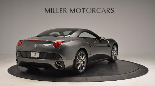 Used 2011 Ferrari California for sale Sold at Pagani of Greenwich in Greenwich CT 06830 18
