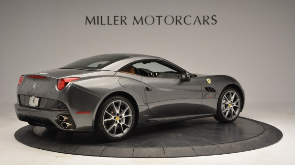 Used 2011 Ferrari California for sale Sold at Pagani of Greenwich in Greenwich CT 06830 19