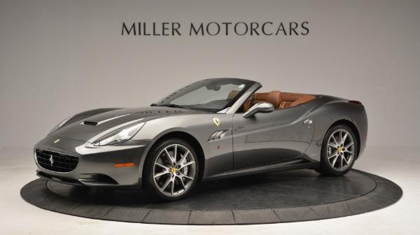 Used 2011 Ferrari California for sale Sold at Pagani of Greenwich in Greenwich CT 06830 2