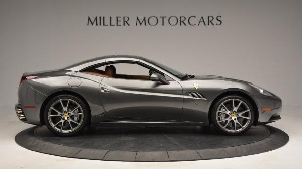 Used 2011 Ferrari California for sale Sold at Pagani of Greenwich in Greenwich CT 06830 20