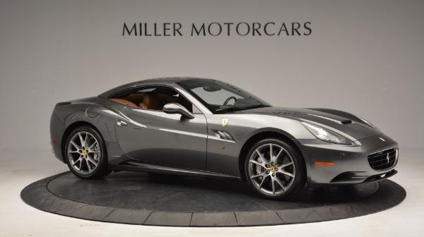 Used 2011 Ferrari California for sale Sold at Pagani of Greenwich in Greenwich CT 06830 21