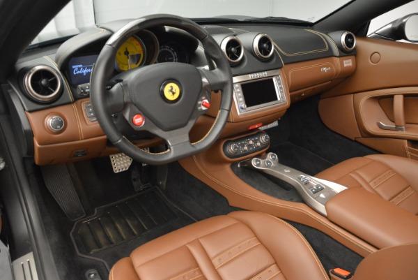 Used 2011 Ferrari California for sale Sold at Pagani of Greenwich in Greenwich CT 06830 23