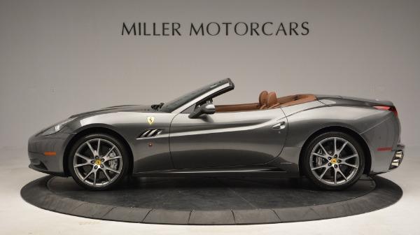 Used 2011 Ferrari California for sale Sold at Pagani of Greenwich in Greenwich CT 06830 3