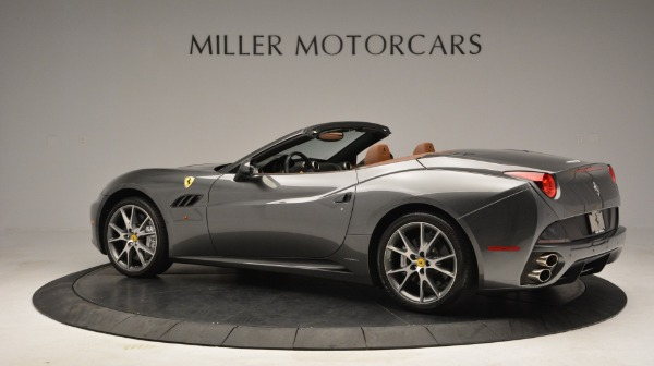 Used 2011 Ferrari California for sale Sold at Pagani of Greenwich in Greenwich CT 06830 4