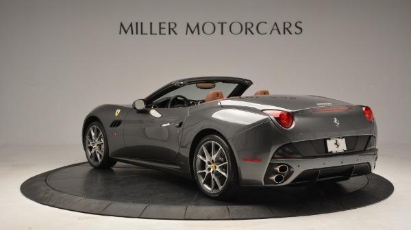 Used 2011 Ferrari California for sale Sold at Pagani of Greenwich in Greenwich CT 06830 5