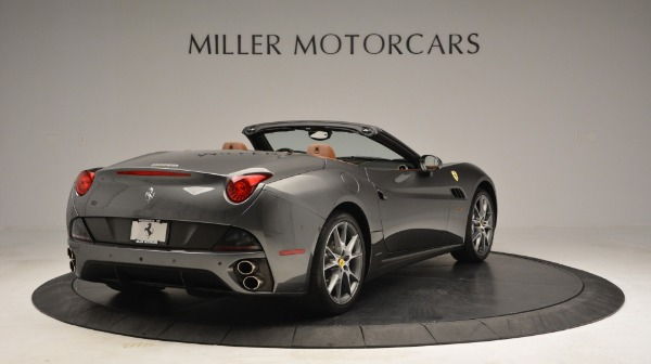 Used 2011 Ferrari California for sale Sold at Pagani of Greenwich in Greenwich CT 06830 6