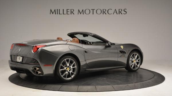 Used 2011 Ferrari California for sale Sold at Pagani of Greenwich in Greenwich CT 06830 7