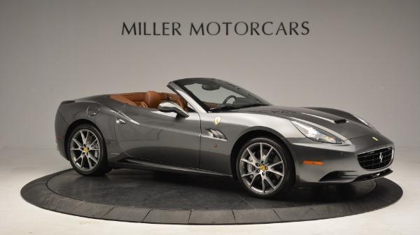 Used 2011 Ferrari California for sale Sold at Pagani of Greenwich in Greenwich CT 06830 9