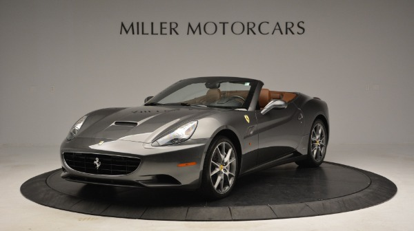Used 2011 Ferrari California for sale Sold at Pagani of Greenwich in Greenwich CT 06830 1