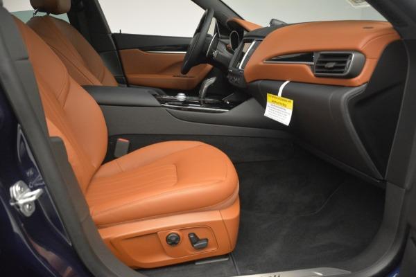 New 2019 Maserati Levante Q4 for sale Sold at Pagani of Greenwich in Greenwich CT 06830 23