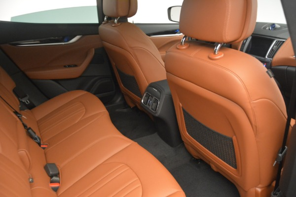 New 2019 Maserati Levante Q4 for sale Sold at Pagani of Greenwich in Greenwich CT 06830 26