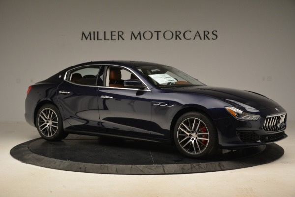 Used 2019 Maserati Ghibli S Q4 for sale Sold at Pagani of Greenwich in Greenwich CT 06830 10