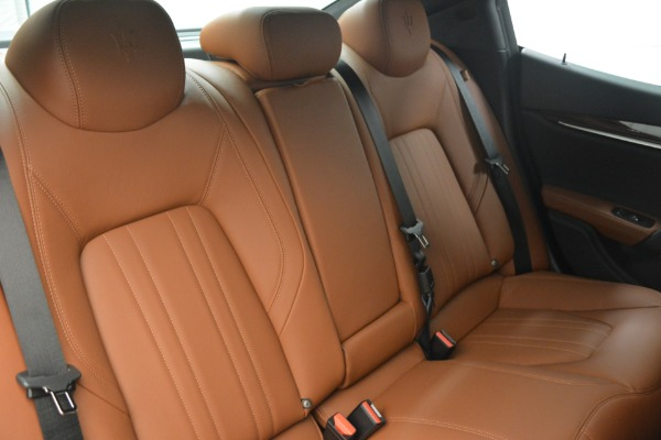 Used 2019 Maserati Ghibli S Q4 for sale Sold at Pagani of Greenwich in Greenwich CT 06830 23