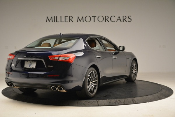 Used 2019 Maserati Ghibli S Q4 for sale Sold at Pagani of Greenwich in Greenwich CT 06830 7