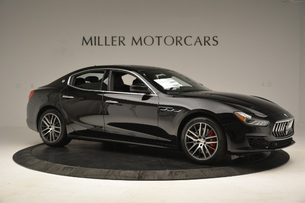 New 2019 Maserati Ghibli S Q4 for sale $59,900 at Pagani of Greenwich in Greenwich CT 06830 10