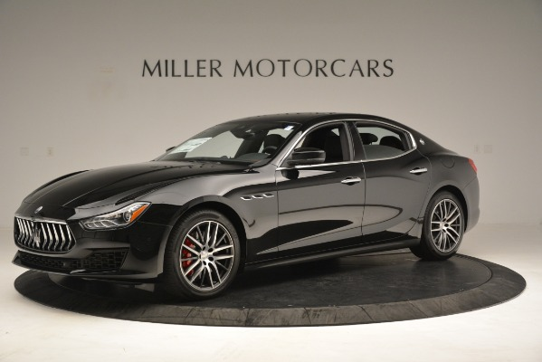 New 2019 Maserati Ghibli S Q4 for sale $59,900 at Pagani of Greenwich in Greenwich CT 06830 2