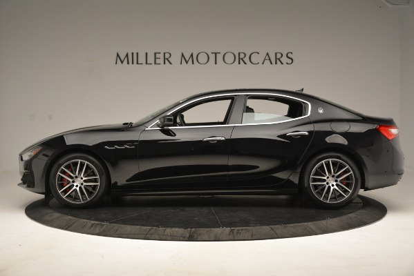 New 2019 Maserati Ghibli S Q4 for sale $59,900 at Pagani of Greenwich in Greenwich CT 06830 3