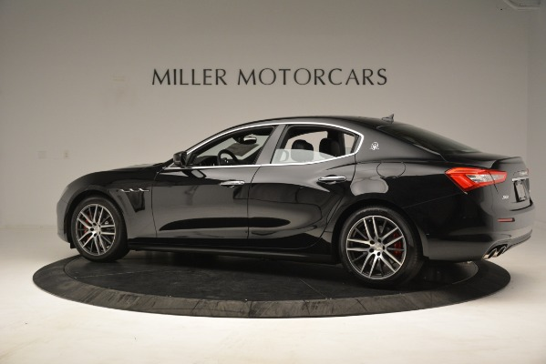New 2019 Maserati Ghibli S Q4 for sale $59,900 at Pagani of Greenwich in Greenwich CT 06830 4