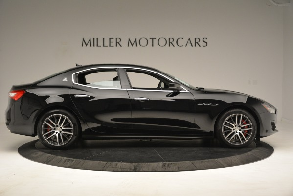 New 2019 Maserati Ghibli S Q4 for sale $59,900 at Pagani of Greenwich in Greenwich CT 06830 9