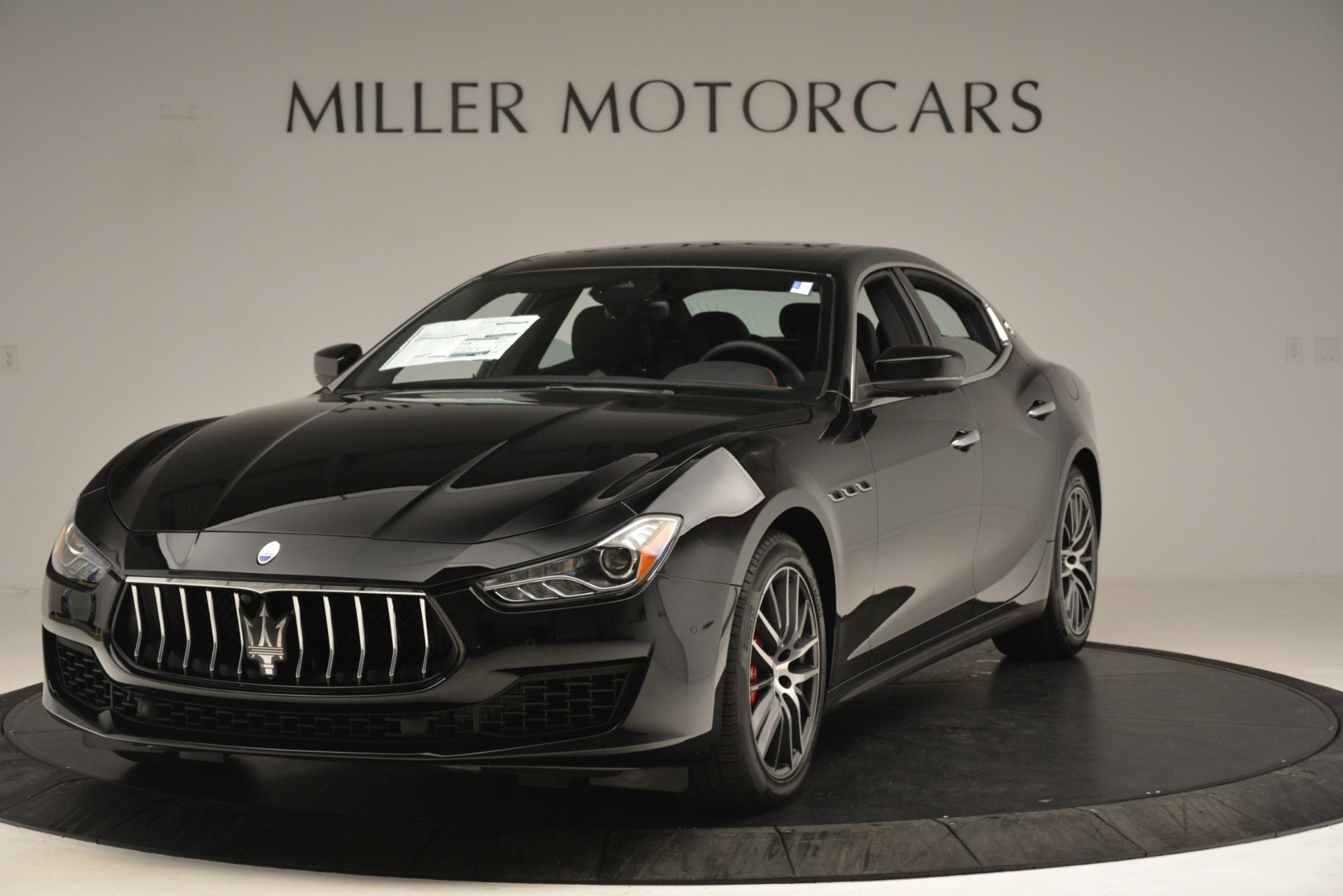 New 2019 Maserati Ghibli S Q4 for sale $59,900 at Pagani of Greenwich in Greenwich CT 06830 1