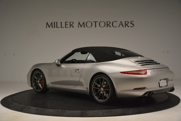 Used 2013 Porsche 911 Carrera S for sale Sold at Pagani of Greenwich in Greenwich CT 06830 16