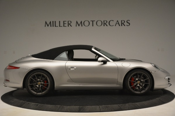 Used 2013 Porsche 911 Carrera S for sale Sold at Pagani of Greenwich in Greenwich CT 06830 18