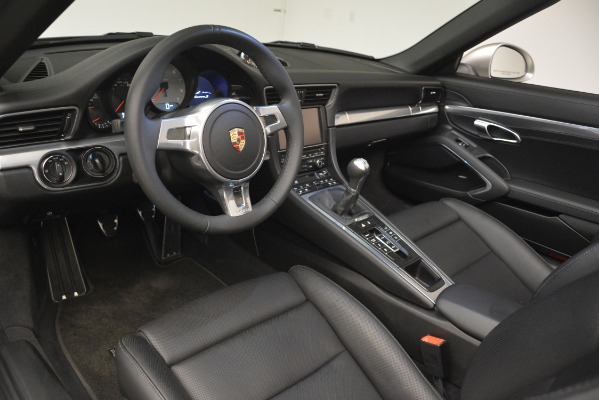 Used 2013 Porsche 911 Carrera S for sale Sold at Pagani of Greenwich in Greenwich CT 06830 19