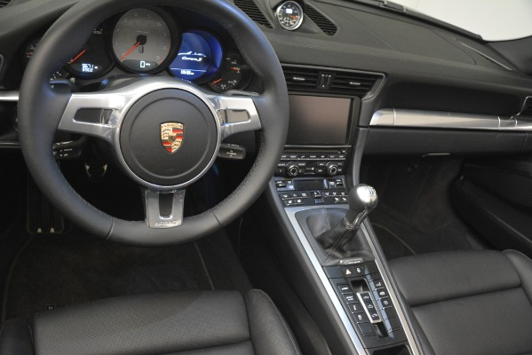 Used 2013 Porsche 911 Carrera S for sale Sold at Pagani of Greenwich in Greenwich CT 06830 23