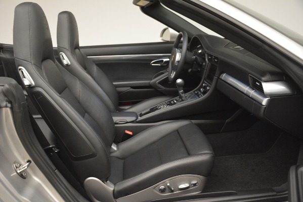 Used 2013 Porsche 911 Carrera S for sale Sold at Pagani of Greenwich in Greenwich CT 06830 25