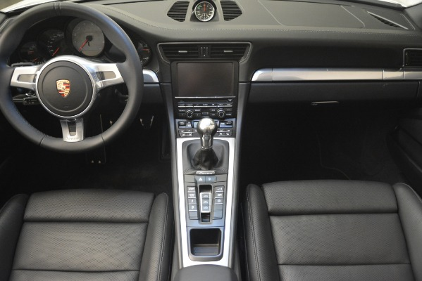 Used 2013 Porsche 911 Carrera S for sale Sold at Pagani of Greenwich in Greenwich CT 06830 28