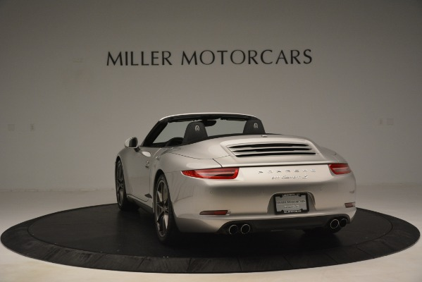 Used 2013 Porsche 911 Carrera S for sale Sold at Pagani of Greenwich in Greenwich CT 06830 5