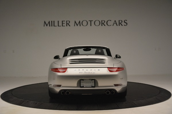 Used 2013 Porsche 911 Carrera S for sale Sold at Pagani of Greenwich in Greenwich CT 06830 6