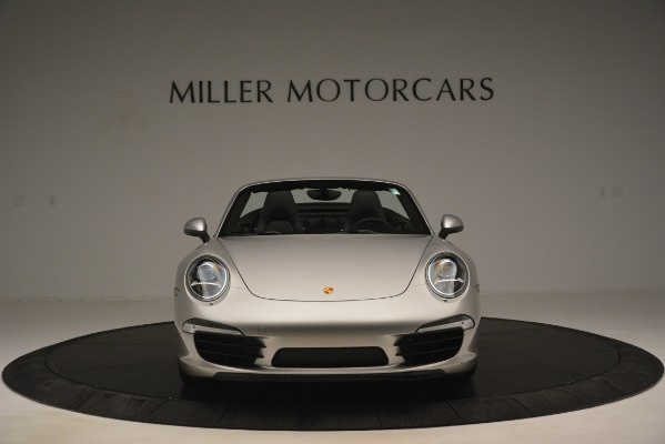 Used 2013 Porsche 911 Carrera S for sale Sold at Pagani of Greenwich in Greenwich CT 06830 7