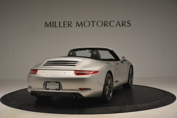 Used 2013 Porsche 911 Carrera S for sale Sold at Pagani of Greenwich in Greenwich CT 06830 8