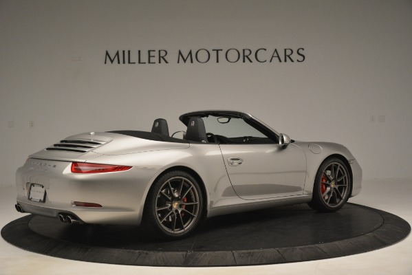 Used 2013 Porsche 911 Carrera S for sale Sold at Pagani of Greenwich in Greenwich CT 06830 9