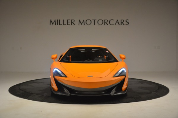 New 2020 McLaren 600LT Spider Convertible for sale Sold at Pagani of Greenwich in Greenwich CT 06830 22